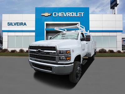 2021 Chevrolet Silverado 5500 Regular Cab DRW 4x4, Scelzi SEC Combo Body #4210183 - photo 10