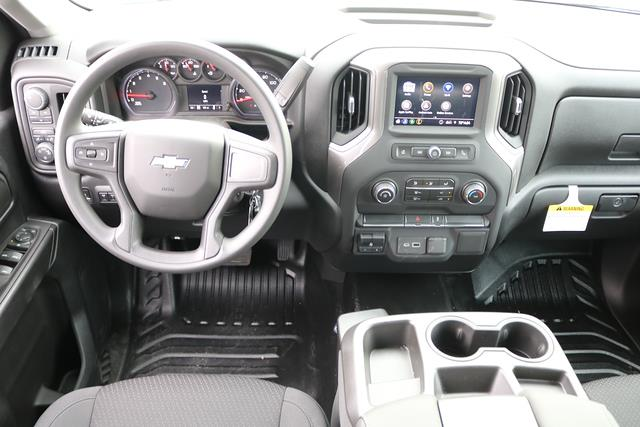 2021 Chevrolet Silverado 2500 Crew Cab 4x4, Knapheide Service Body #4210188 - photo 1