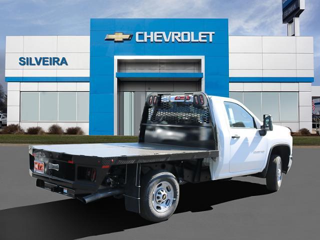 2021 Chevrolet Silverado 2500 Regular Cab 4x2, Knapheide Platform Body #4210253 - photo 1
