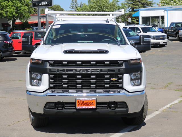 2021 Chevrolet Silverado 2500 Crew Cab 4x2, Cab Chassis #4210269 - photo 1