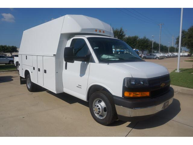2019 Chevrolet Express 4500 4x2, Knapheide Service Utility Van #12336 - photo 1