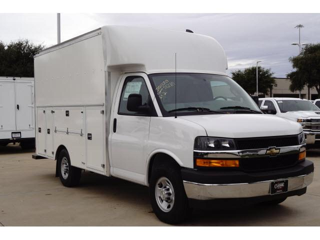 2019 Chevrolet Express 3500 4x2, Supreme Service Utility Van #210998 - photo 1