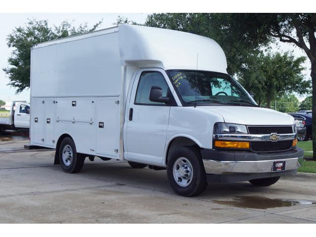 2019 Chevrolet Express 3500 4x2, Supreme Service Utility Van #211291 - photo 1