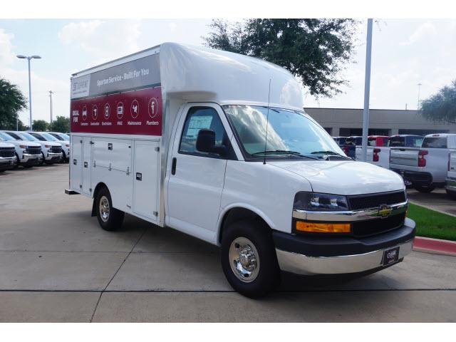 2019 Chevrolet Express 3500 4x2, Supreme Service Utility Van #218958 - photo 1
