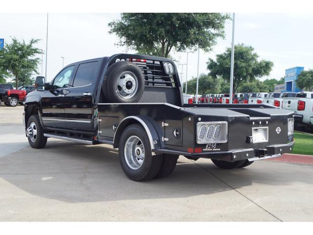 2019 Chevrolet Silverado 3500 Crew Cab 4x4, CM Truck Beds Hauler Body #223719 - photo 1