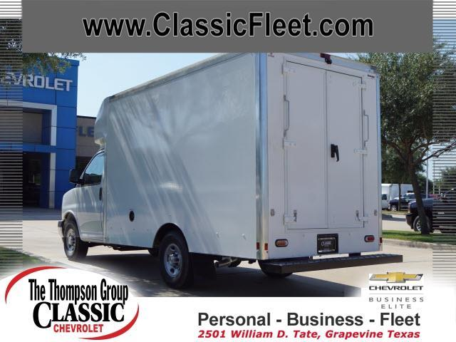2019 Chevrolet Express 3500 4x2, Supreme Cutaway Van #K1237318 - photo 1