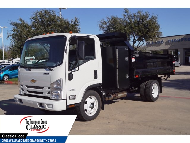 2019 Chevrolet LCF 4500 Regular Cab DRW 4x2, CM Truck Beds Dump Body #803898 - photo 1