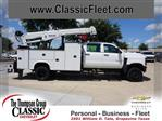 2019 Silverado Medium Duty Crew Cab DRW 4x4,  Knapheide KMT Mechanics Body #805201 - photo 3