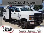 2019 Silverado Medium Duty Crew Cab DRW 4x4,  Knapheide KMT Mechanics Body #805201 - photo 1