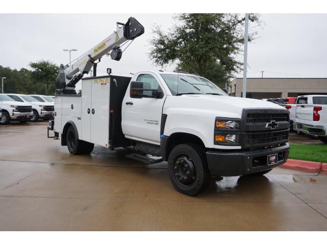 2019 Silverado 5500 Regular Cab DRW 4x2, Palfinger Mechanics Body #811327 - photo 1