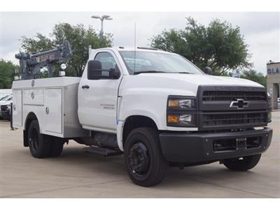2019 Silverado 4500 Regular Cab DRW 4x2, RhinoPro Truck Outfitters Mechanics Body #811372 - photo 1
