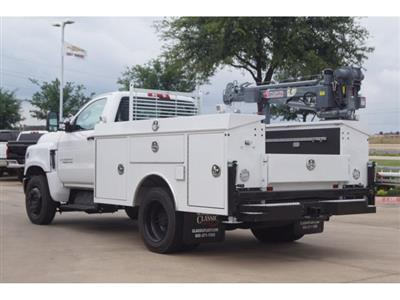 2019 Silverado 4500 Regular Cab DRW 4x2, RhinoPro Truck Outfitters Mechanics Body #811372 - photo 2