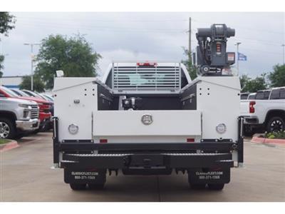 2019 Silverado 4500 Regular Cab DRW 4x2, RhinoPro Truck Outfitters Mechanics Body #811372 - photo 5