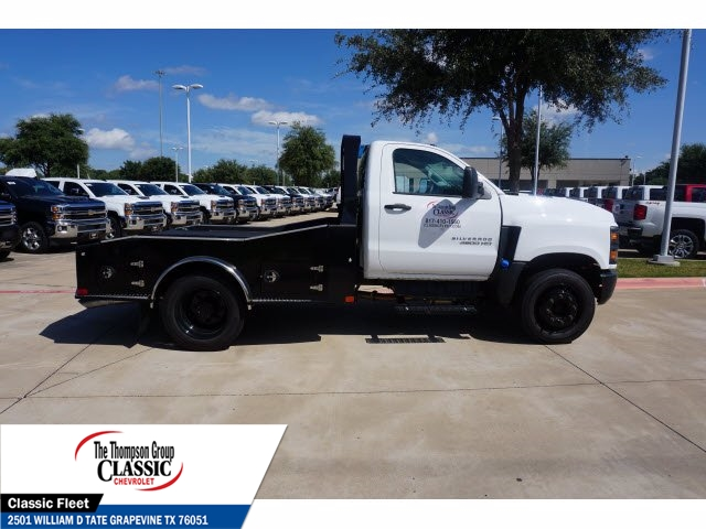 2019 Chevrolet Silverado 4500 Regular Cab DRW 4x2, CM Truck Beds ER Model Hauler Body #811373 - photo 3