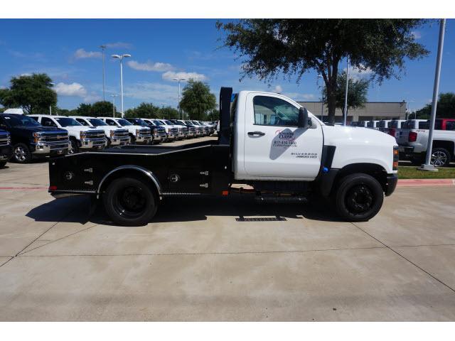 2019 Silverado Medium Duty Regular Cab DRW 4x2,  CM Truck Beds Hauler Body #811373 - photo 3