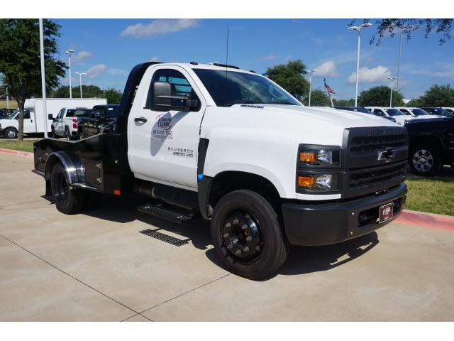 2019 Silverado Medium Duty Regular Cab DRW 4x2,  CM Truck Beds Hauler Body #811373 - photo 1