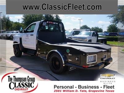 2019 Chevrolet Silverado 4500 Regular Cab DRW 4x2, CM Truck Beds ER Model Hauler Body #811373 - photo 2
