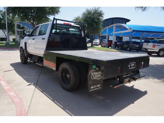 2019 Chevrolet Silverado 4500 Crew Cab DRW 4x2, Knapheide Platform Body #863546 - photo 1