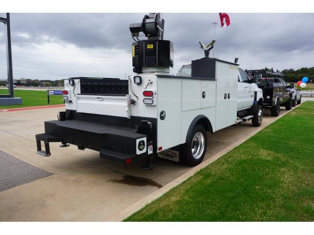 2019 Silverado 5500 Crew Cab DRW 4x4, Palfinger PAL Pro 39 Mechanics Body #885494 - photo 5