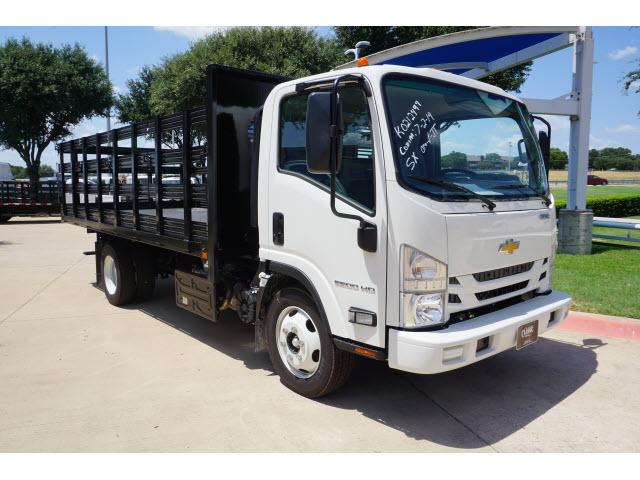 2020 Chevrolet LCF 5500HD Regular Cab 4x2, Supreme Stake Bed #900293 - photo 1