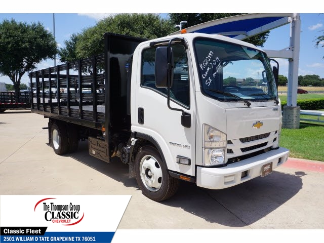2020 Chevrolet LCF 5500HD Regular Cab DRW 4x2, Supreme Stake Bed #900293 - photo 1