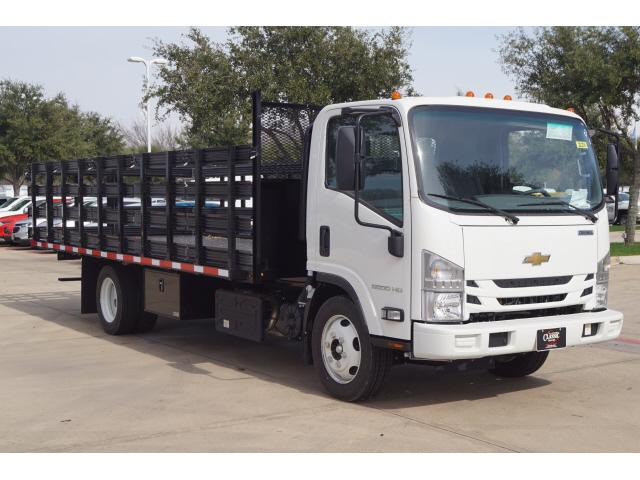 2020 Chevrolet LCF 5500HD Regular Cab 4x2, Knapheide Stake Bed #900542 - photo 1