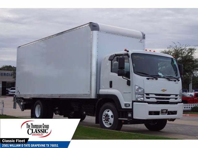 2019 Chevrolet LCF 6500XD Regular Cab RWD, Supreme Dry Freight #G00120 - photo 1