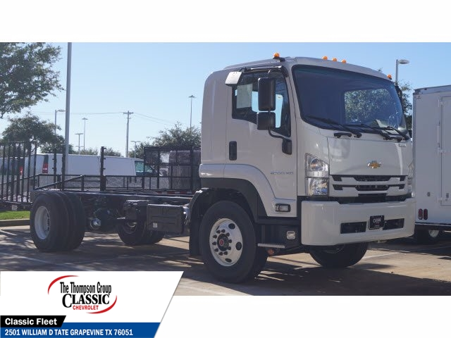 2019 Chevrolet LCF 6500XD Regular Cab RWD, Cab Chassis #G00872 - photo 1