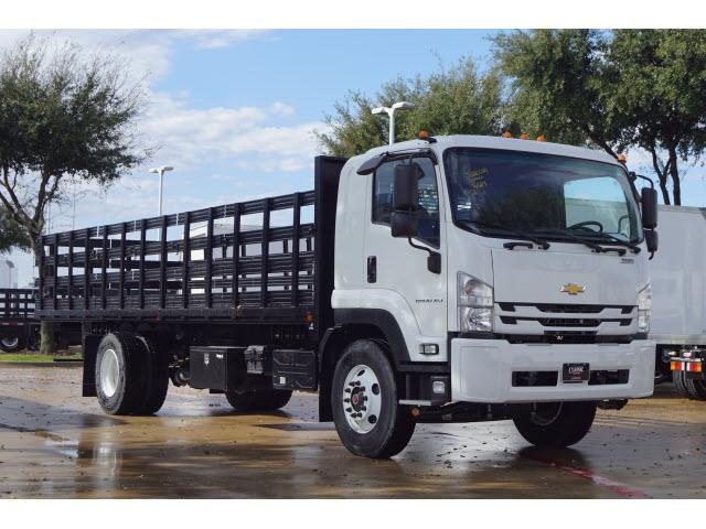 2019 Chevrolet LCF 6500XD Regular Cab 4x2, Supreme Stake Bed #G00902 - photo 1