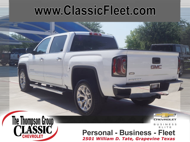 2018 GMC Sierra 1500 Crew Cab 4x4, Pickup #JG394659P - photo 1