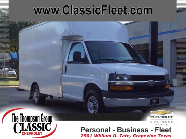 2019 Chevrolet Express 3500 4x2, Supreme Cutaway Van #K1169981 - photo 1