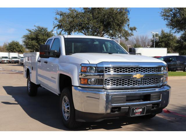 2019 Chevrolet Silverado 2500 Double Cab 4x2, Knapheide Service Body #K1223589 - photo 1
