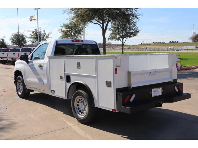 2019 Chevrolet Silverado 1500 Regular Cab 4x2, CM Truck Beds Service Body #KG121118 - photo 1