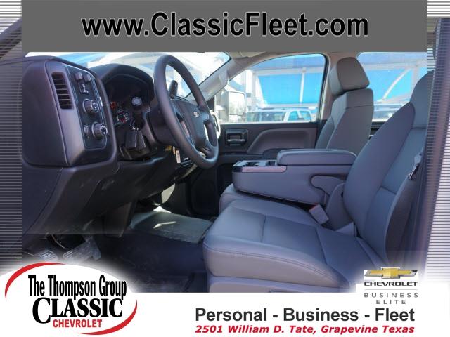 2019 Chevrolet Silverado 5500 Crew Cab DRW 4x4, Knapheide KMT Mechanics Body #KH378570 - photo 8