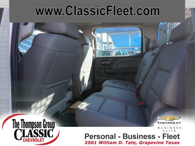 2019 Chevrolet Silverado 5500 Crew Cab DRW 4x4, Knapheide KMT Mechanics Body #KH378570 - photo 9