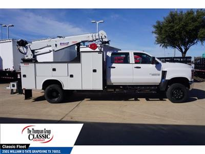 2019 Chevrolet Silverado 5500 Crew Cab DRW 4x4, Knapheide KMT Mechanics Body #KH378570 - photo 3