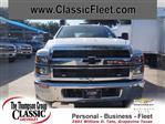 2019 Chevrolet Silverado 5500 Crew Cab DRW 4x4, Knapheide KMT Mechanics Body #KH378570 - photo 4