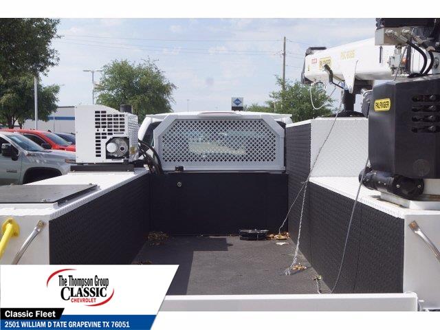 2019 Chevrolet Silverado 6500 Crew Cab DRW 4x4, Palfinger PAL Pro 39 Mechanics Body #KH429740 - photo 6