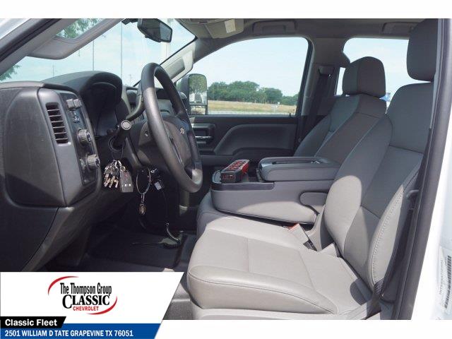 2019 Chevrolet Silverado 6500 Crew Cab DRW 4x4, Palfinger PAL Pro 39 Mechanics Body #KH429740 - photo 8
