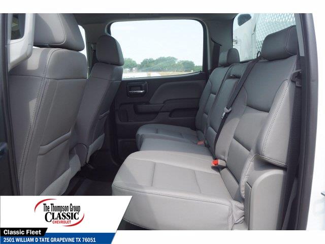 2019 Chevrolet Silverado 6500 Crew Cab DRW 4x4, Palfinger PAL Pro 39 Mechanics Body #KH429740 - photo 9