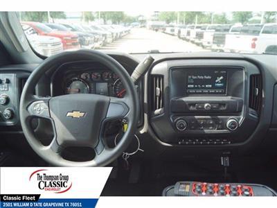 2019 Chevrolet Silverado 6500 Crew Cab DRW 4x4, Palfinger PAL Pro 39 Mechanics Body #KH429740 - photo 7