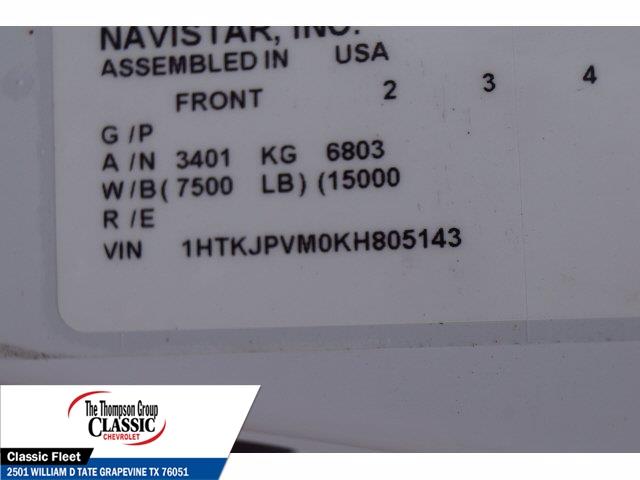 2019 Chevrolet Silverado 6500 Regular Cab DRW 4x4, Auto Crane Titan Mechanics Body #KH805143 - photo 16