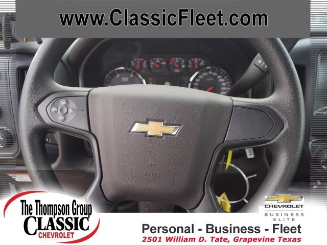 2019 Chevrolet Silverado 6500 Regular Cab DRW 4x4, Auto Crane Titan Mechanics Body #KH805143 - photo 13