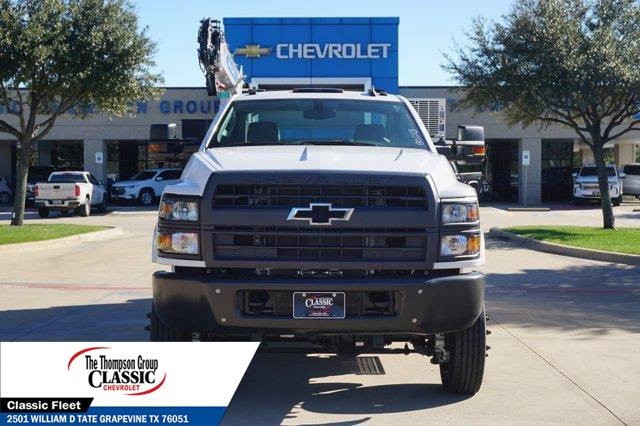 2019 Chevrolet Silverado 6500 Regular Cab DRW 4x4, Auto Crane Titan Mechanics Body #KH805143 - photo 4
