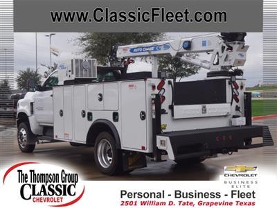 2019 Chevrolet Silverado 6500 Regular Cab DRW 4x4, Auto Crane Titan Mechanics Body #KH805143 - photo 2