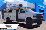 2019 Chevrolet Silverado 6500 Regular Cab DRW 4x4, Auto Crane Titan Mechanics Body #KH805143 - photo 1