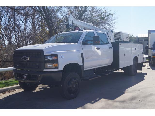 2019 Silverado 5500 Crew Cab DRW 4x4, Knapheide Mechanics Body #KH862761 - photo 1