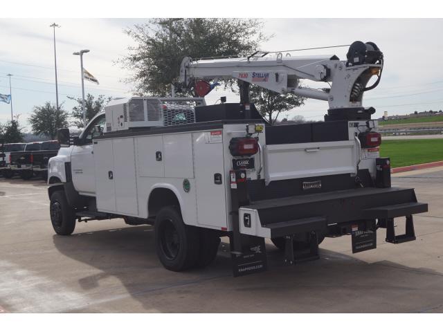 2019 Silverado 5500 Regular Cab DRW 4x4, Knapheide Mechanics Body #KH885180 - photo 1