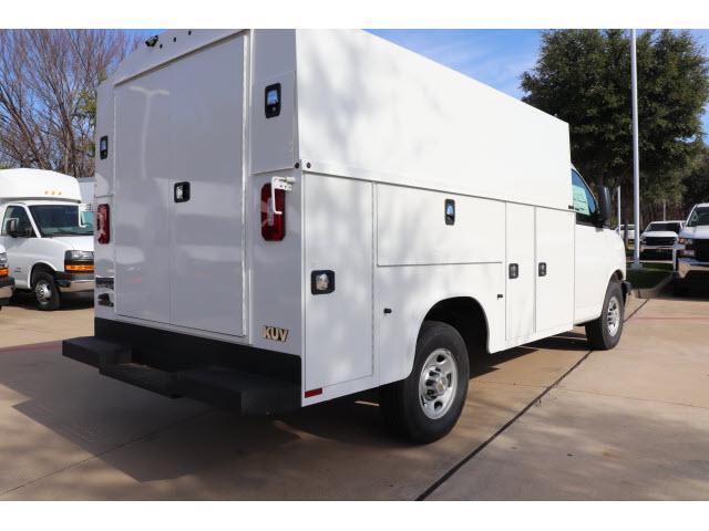 2020 Chevrolet Express 3500 4x2, Knapheide Service Utility Van #L1140691 - photo 1