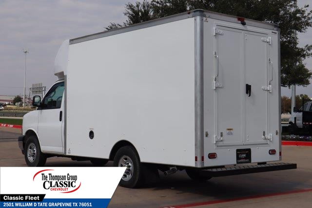 2020 Chevrolet Express 3500 4x2, Supreme Spartan Cargo Cutaway Van #L1264995 - photo 6